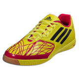 ADIDAS FREEFOOTBALL SPEEDTRICK INDOOR SOCCER FUTSAL SHOES Lab Lime/Bright Pink 3
