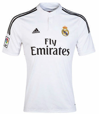 ADIDAS REAL MADRID HOME JERSEY 2014/15