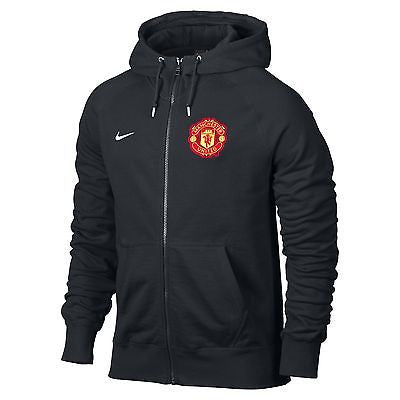 impermeable mecanógrafo Palmadita  NIKE MANCHESTER UNITED AUTHENTIC AW77 FULL ZIP HOODIE ...