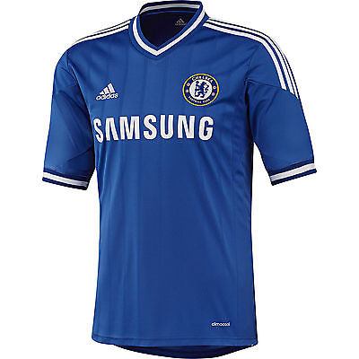 ADIDAS CHELSEA FC HOME JERSEY 2013/14.