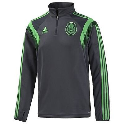 ADIDAS MEXICO TRAINING TOP FIFA WORLD CUP BRAZIL 2014