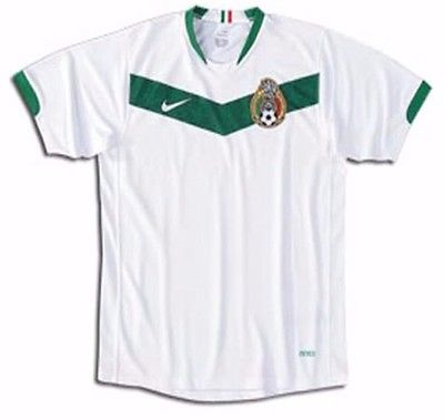 Nike Mexico Away Jersey FIFA World Cup 2006 103883-100