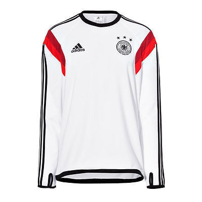 ADIDAS GERMANY TRAINING TOP FIFA WORLD CUP BRAZIL 2014