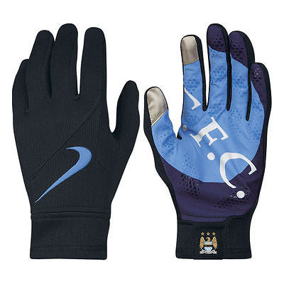 NIKE MANCHESTER CITY FIELD PLAYER GLOVES