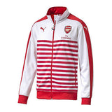 PUMA ARSENAL T7 ANTHEM JACKET Red/White