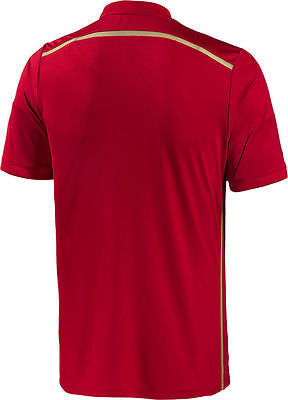 timeless design 8d3ee 9cc72 ADIDAS SPAIN AUTHENTIC ADIZERO HOME MATCH JERSEY FIFA WORLD CUP BRAZIL 2014.