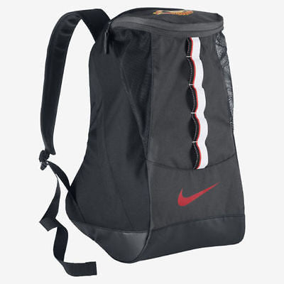 NIKE MANCHESTER UNITED SHIELD 2.0 COMPACT BACKPACK Anthracite/Black
