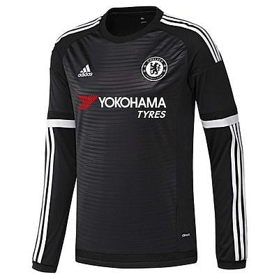 Adidas Chelsea Long Sleeve Third Jersey 2015/16 S11636