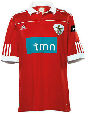 ADIDAS BENFICA HOME JERSEY 2010/11.