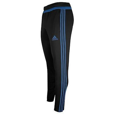 ADIDAS TIRO 15 TRAINING SOCCER PANTS Black/Royal
