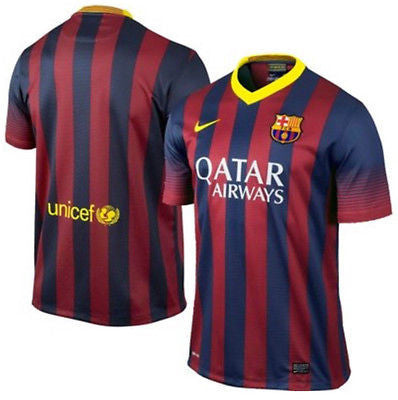 cd58c2925 NIKE FC BARCELONA HOME JERSEY 2013 14. – REALFOOTBALLUSA.NET