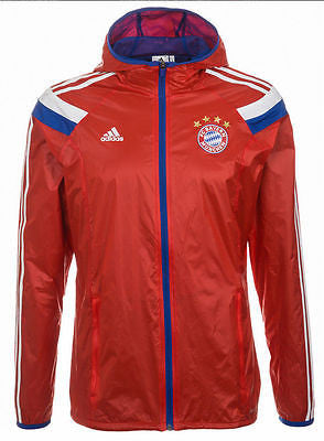 ADIDAS BAYERN MUNICH ANTHEM JACKET