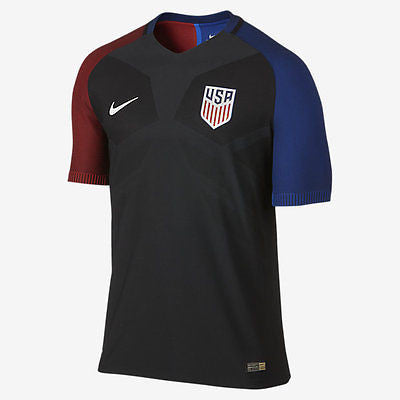 NIKE USA VAPOR MATCH AUTHENTIC AWAY JERSEY COPA AMERICA 2016 PLAYERS VERSION.