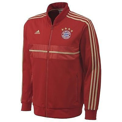 Adidas Bayern Munich Anthem Jacket Z23915