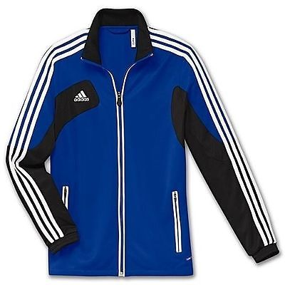 ADIDAS CONDIVO 12 TRAINING SOCCER JACKET YOUTH Cobalt/White