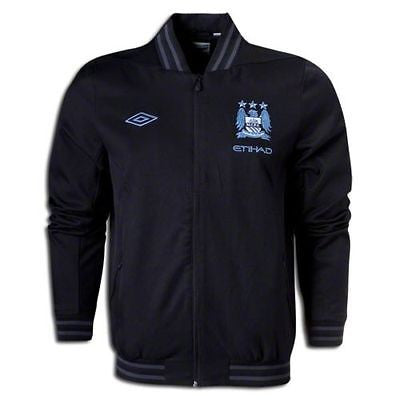 Umbro Manchester City Anthem Jacket 73745U
