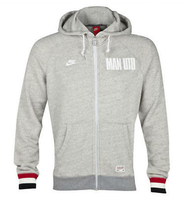 NIKE MANCHESTER UNITED COVERT FULL ZIP HOODIE 1