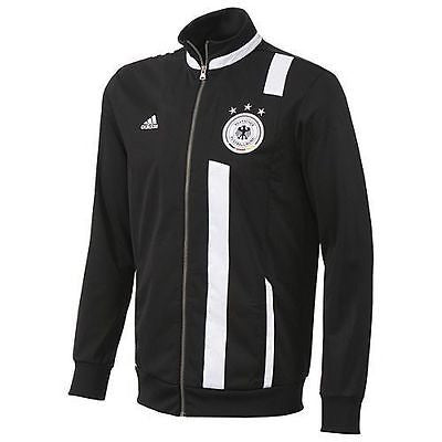 ADIDAS GERMANY TRACK TOP Black/White.