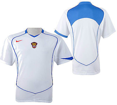 NIKE RUSSIA HOME JERSEY 2004/05