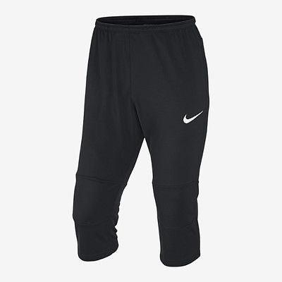 NIKE SQUAD STRIKE 3/4 TECH TRAINING PANT Black/White.