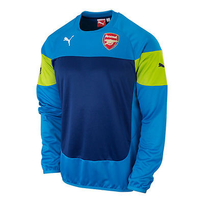 PUMA ARSENAL SWEAT TRAINING TOP