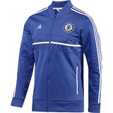 ADIDAS CHELSEA FC ANTHEM JACKET Reflex Blue/White.