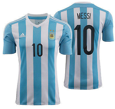 ADIDAS LIONEL MESSI ARGENTINA HOME JERSEY 2015/16