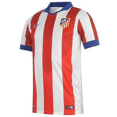 NIKE ATLETICO MADRID HOME JERSEY 2014/15.