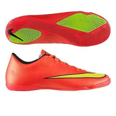 NIKE MERCURIAL VICTORY V IC INDOOR SOCCER CR7 SHOES FOOTBALL Hyper Punch