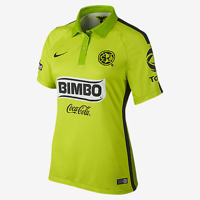 NIKE CLUB AMERICA WOMEN'S THIRD JERSEY 2015.