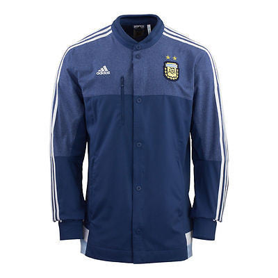 ADIDAS ARGENTINA ANTHEM JACKET NAVY.