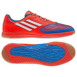 ADIDAS FREEFOOTBALL SPEEDTRICK INDOOR SOCCER FUTSAL SHOES Infrared/Blue.