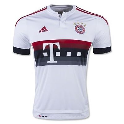ADIDAS BAYERN MUNICH YOUTH AWAY JERSEY 2015/16 1