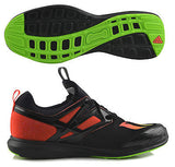 ADIDAS MESSI TRAINING RUNNING FUTSAL SOCCER YOUTH SHOES Core Black / Neon Green