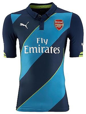 PUMA ARSENAL THIRD JERSEY 2014/15.
