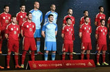 ADIDAS SPAIN AUTHENTIC ADIZERO HOME MATCH JERSEY FIFA WORLD CUP 2014 5