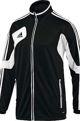 ADIDAS CONDIVO 12 TRAINING SOCCER JACKET YOUTH Black/White