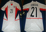 NIKE LANDON DONOVAN USA HOME JERSEY FIFA WORLD CUP KOREA/JAPAN 2002 .