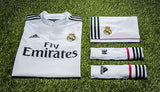 ADIDAS CRISTIANO RONALDO REAL MADRID AUTHENTIC HOME ADIZERO KIT 2014/15 LIMITED EDITION JERSEY