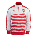 PUMA ARSENAL T7 ANTHEM JACKET 2014/15 Red/White