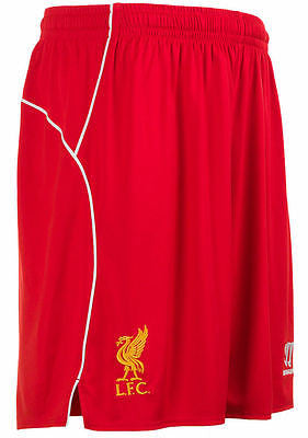 WARRIOR LIVERPOOL FC HOME GAME SHORT 2014/15