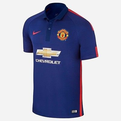 NIKE MANCHESTER UNITED THIRD JERSEY 2014/15 1