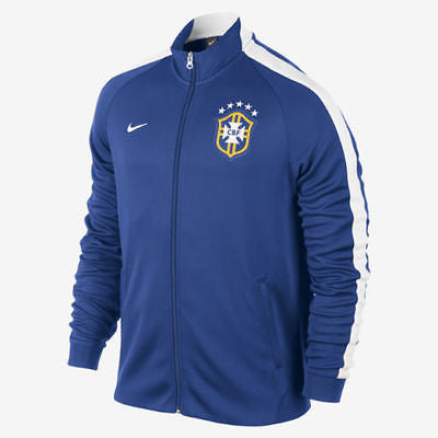 NIKE BRAZIL AUTHENTIC N98 JACKET FIFA WORLD CUP 2014