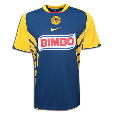 NIKE CLUB AMERICA AGUILAS AWAY JERSEY 2010/11.