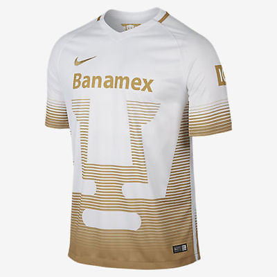 new concept 649fe 62ab5 NIKE PUMAS UNAM YOUTH HOME JERSEY 2015/16