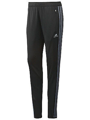 ADIDAS CONDIVO 14 TRAINING SOCCER PANT FOOTBALL 2014 BLACK/LEAD YOUTH SIZES.