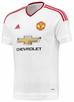 ADIDAS MANCHESTER UNITED AWAY JERSEY 2015/16