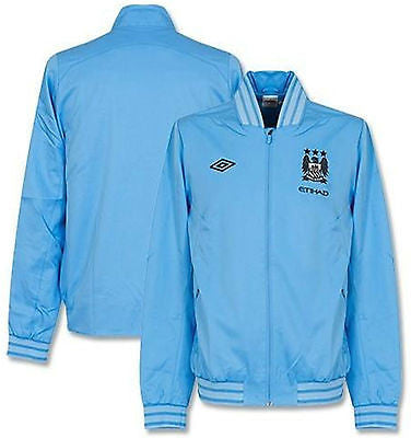 Umbro Manchester City Anthem Jacket 73745U-8Q0