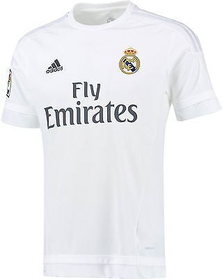 ADIDAS REAL MADRID HOME JERSEY 2015/16