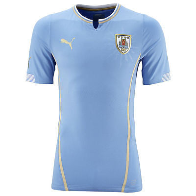 PUMA URUGUAY HOME JERSEY FIFA WORLD CUP 2014.